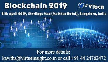 Blockchain 2019 | Telecoms Events